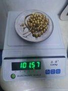 高价回收黄金首饰
