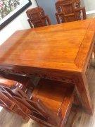 全新实木家具餐桌椅